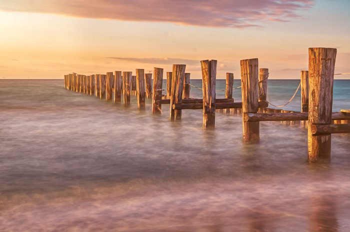 old pier zingst germany buy fine art print painterly paintography photo photography photographer