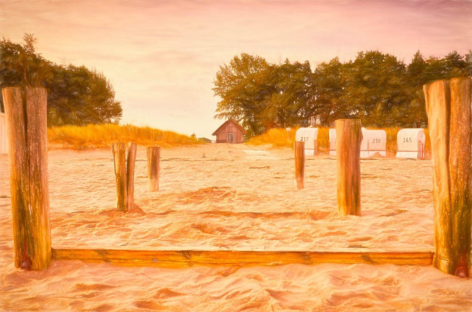 buy fine art print painterly paintography photo photography photographer zingst germany